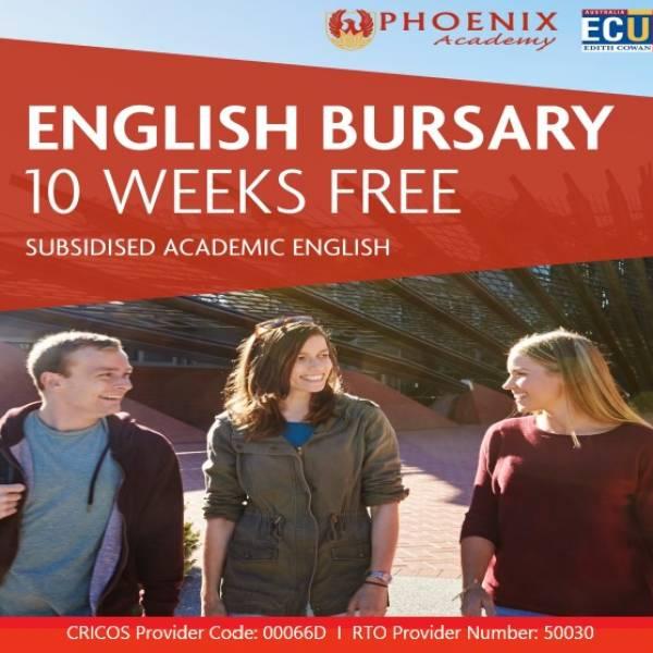 Phoenix Academy English Bursary