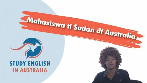 Student from Sudan (Sudanese)