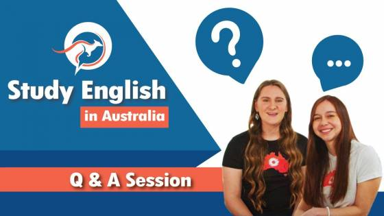 Study English in Australia Question and Answer