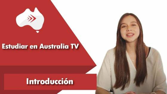 Estudiar en Australia Tv Introduccion