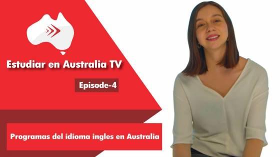 Ep 4: Programas del idioma Ingles en Australia